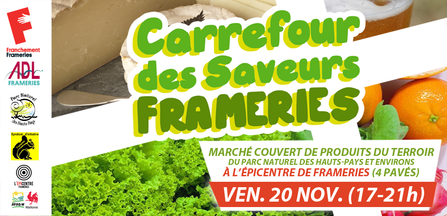 carrefour saveurs 2015 11 frameries.be