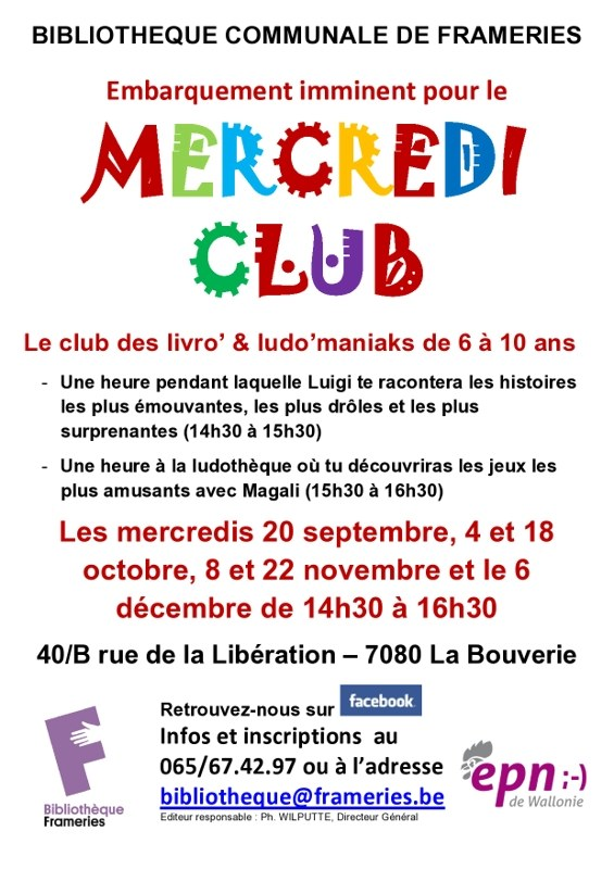 Mercredis club
